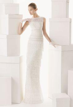 Rosa Clara 2014 Bridal Collection via Belle The Magazine