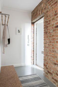 Post: Distribución perfecta para 40 m² --> blog decoración nórdica, cama separada salón, decoración interiores mini pisos, distribución abierta, distribución diáfana, distribución pisos pequeños, estilo escandinavo, interiores estudios