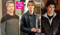 'Gilmore Girls': Which Of Rory Gilmore's Boyfriends Is Your Bae? — Quiz