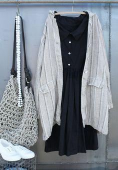 MegbyDesign Linen Jacket
