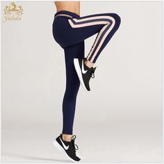 YIDULA Yoga Pants Sports Leggings Fitness Running Pants Tights For Women Good Elastic Profession Sport Pants Tracksuit For Women -- AliExpress Affiliate's buyable pin. Detailed information can be found on www.aliexpress.com by clicking on the image #Yogapants