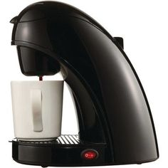 Range Kleen Brentwood 1-Cup Coffee Maker Color: