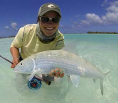 Camille Egdorf with Christmas Island bonefish - during her hosted trip here in 2013 - The Villages Fishing Lodge. Fly Fishing Tips, Best Fishing, Fishing Boats, Fly Casting, Christmas Island, Fly Rods, Sea Fish, Relax, Sexy