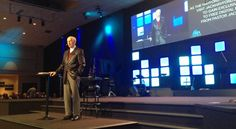 Jack Hayford, founding pastor of Church on the Way, lauded the founding of the Fellowship of Israel Related Ministries (FIRM) as he spoke to supporters of Israel at a sellout conference.