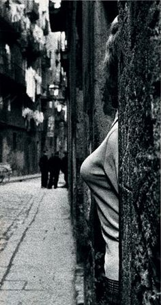 Joan Colom. A male perspective of the world