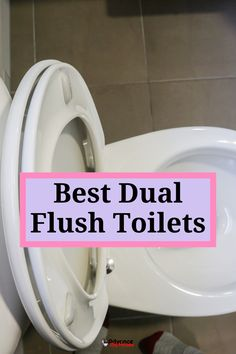 Replacing your old flushing systems with devices that have efficient features will significantly help not only the environment but save you money as well. Here are the best dual flush toilet on the market. Bidet Toilet Seat, Toilet Seats, New Toilet, Toilet Bowl, Tall Toilets, Liquid Waste, Cast Iron Bathtub, Low Water Pressure, Dual Flush Toilet