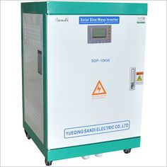 We are engaged in manufacturing and exporting This inverter is meant to be used with solar power systems for a home or business totally disconnected from the electric utility. Off Grid Inverter, Solar Inverter, Electric Utility, Electric Co, Industrial Machine, Sine Wave, Solar Power System, Locker Storage, Long Hours