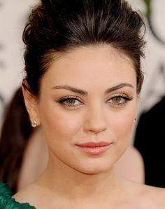 Five celebrity-inspired bridal makeup looks