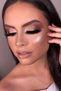 Nose Makeup, New Year's Makeup, Makeup Goals, Makeup Inspo, Prom Makeup, Makeup Art, Natural Makeup, Makeup Inspiration, Beauty Makeup
