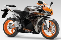 Honda CBR 1000RR - New Color Scheme