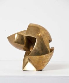 André Bloc - Bronze Sculpture / SOLD - SCULPTURES - Collections - MAGEN H GALLERY