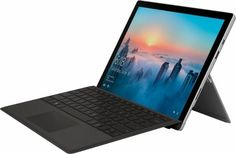 "Best buy Microsoft - Surface Pro 4 with Black Type Cover - 12.3"" - 128GB - Intel Core i5 $674 (w/edu discount]"