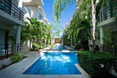 Échale un vistazo a este increíble alojamiento de Airbnb: 2 Bdrm/4-7 People PLAYA DEL CARMEN en Playa del Carmen