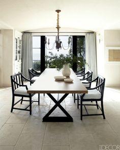 M. Elle Design California Home - Mediterranean Architecture in California