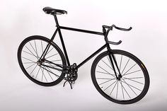 Stealth Icarus http://icarusframes.com/ #bike #fixie