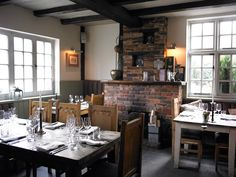 Ticks the box for food *and* old pub...The Hand and Flowers, Marlow