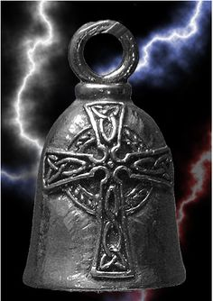 Celtic Cross Guardian® Bell Harley-Davidson HD Accessory Motorcycle