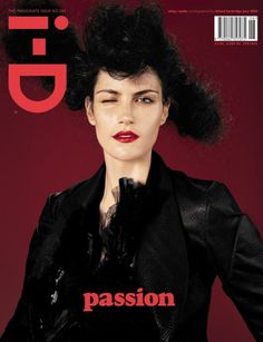 This was the first issue i bought of i-D mag