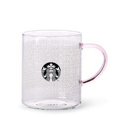 Light in the hand yet very heat-resistant, this glass coffee mug captures the airy, uplifting feeling of the season.