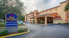Hotel Best Western (Jamaican Court) em Orlando - Opção barata de hospedagem