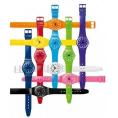 I want every Swatch, ever made, ever.