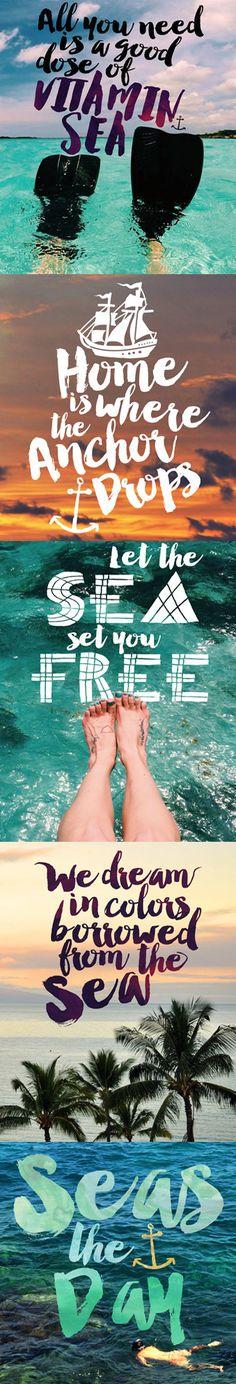 Sea Quotes @seattlestravels