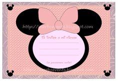 invitación minnie | Flickr - Photo Sharing!