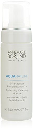 Annemarie Borlind Aquanature Refreshing Cleansing Mousse -- You can get additional details at the image link. (This is an affiliate link) Mousse, Body Souffle, Facial Wash, Skin Care Treatments, Facial Cleansing, Hyaluronic Acid, Aloe, Cleanse, Image Link