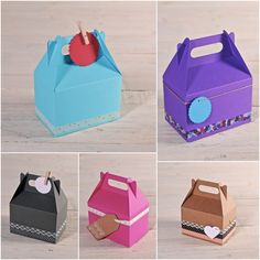 Green, pink, orange, yellow, light blue, purple, fuchsia, turquoise… Dress our Picnic box up! Now in 21 colours: http://selfpackaging.com/en/root/home/boxes-2215-picnic-gift-box-77.html?size=1 #picnicboxes #giftboxes #gableboxes #diy #cardboard