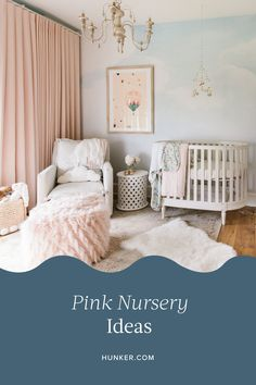 Rose Nursery, Baby Nursery Decor, Baby Decor, Nursery Room, Girl Nursery, Nursery Ideas, Baby Boy Rooms, Little Girl Rooms, Baby Room Design