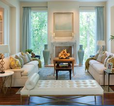Transforming Rooms, an interior design firm in Greensboro, NC, provides high-end interior design & decorating ideas with before & after photos.