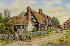How To Draw this Landscape in Pastel Pencils: http://www.colinbradleyart.co.uk/home/sign-up