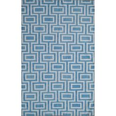 @Overstock - Morrocan inspired design and dense hand-woven wool pile highlight this handmade dhurrie rug.http://www.overstock.com/Home-Garden/Hand-woven-Moroccan-Dhurrie-Light-Blue-Wool-Rug/7511860/product.html?CID=214117 $96.99