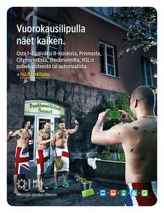 HSL Vuorokausilippu / Helsingin seudun liikenne