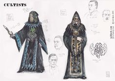 cthulhu cultist - Google Search