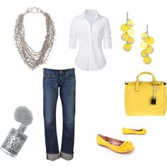 Casual Fridays, created by #julie-wagoner on polyvore.com