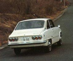 ISUZU Bellett 1600GT Fastback