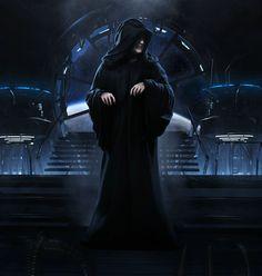 "Emperor Palpatine, villain in ""Star Wars"" ( Ian McDiarmid )"