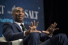 Kobe Bryant says the beautiful part of business is that there are no salary cap…