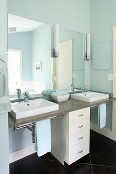 handicapped accessible shower design ideas, pictures, remodel and