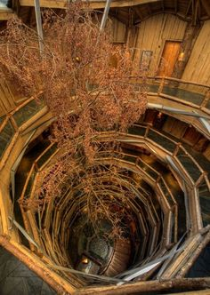 Fantastic Hobbit Accommodation in Chile: Magic Mountain Hotel