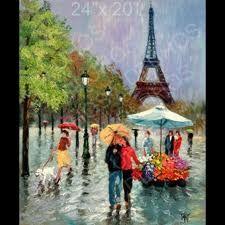 paris in the rain - Google Search