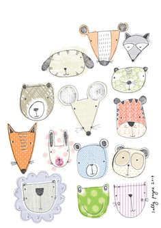 Illustration sallypayne-animal