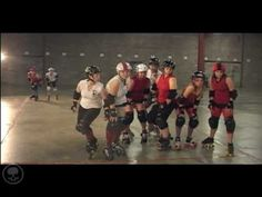 The Rules of Roller Derby : good basic tutorial for our fans