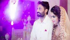 Soniya Hussain And Wasif Wedding Pictures