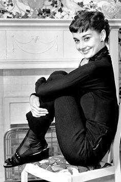 Audrey Hepburn, c. 1952