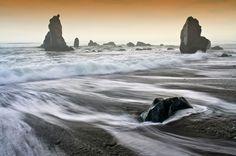 Tasmánské moře - jižní ostrov Lukáš Uher | Nový Zéland