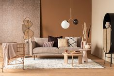 Interior Design Guide, Interior Inspiration, Yoga Studio Decor, Home Living Room, Scandinavian Design, Decoration, Master Bedroom, Sweet Home, New Homes