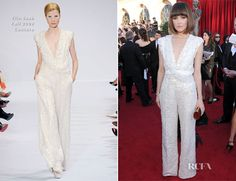 rose byrne in elie saab. SAG 2012. who doesn't wish they could rock a sequin jumpsuit?!