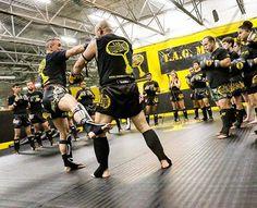 Ajarn Bryan Dobler Workshop in progress.  -- #tagmuaythai #muaythai #fight #thaiboxing #gym #muaythaigym #martialarts #MMA #selfdefense #goals #fighter #motivation #fitspo #NoVA #instadaily #combatsports